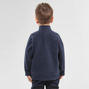 Kids' 2-6 Years Hiking Fleece MH150 - Navy Blue - Decathlon New Zealand