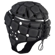 Load image into Gallery viewer, R900 Adult Rugby Scrum Cap - Black - Decathlon New Zealand