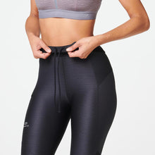 Load image into Gallery viewer, RUN DRY+ FEEL WOMEN'S JOGGING TIGHTS - BLACK - Decathlon New Zealand