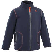 Load image into Gallery viewer, Kids' 2-6 Years Hiking Fleece MH150 - Navy Blue - Decathlon New Zealand