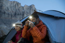Load image into Gallery viewer, Battery operated trekking head lamp 80 lumens - ON NIGHT 100 - Decathlon New Zealand