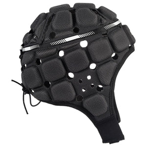 R900 Adult Rugby Scrum Cap - Black - Decathlon New Zealand