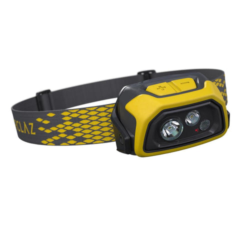 Rechargeable Trekking Head Torch - Trek 900 Usb - 400 Lumens