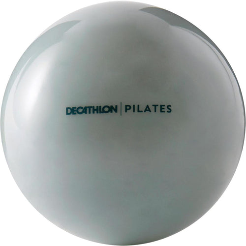 Gym Pilates Weighted Medicine Ball 450g - Grey - Decathlon New Zealand