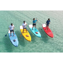 Load image into Gallery viewer, BEGINNER INFLATABLE TOURING STAND-UP PADDLE BOARD 11 FEET BLUE - Decathlon New Zealand