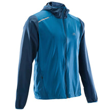 Load image into Gallery viewer, Run Wind Men's Running Jacket - Blue - Decathlon New Zealand