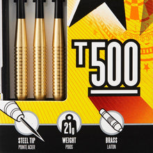 Load image into Gallery viewer, T500 Steel-Tipped Darts Tri-Pack - Decathlon New Zealand