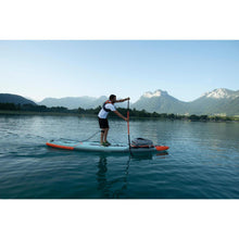 Load image into Gallery viewer, 500 Stand Up Paddle Adjustable Carbon Fibreglass Shaft 170-210 Cm - L