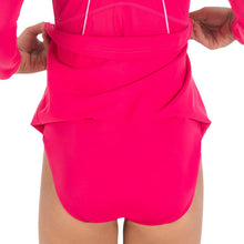 Load image into Gallery viewer, Girls Long Sleeved Skirt One-Piece Swimsuit - Audrey