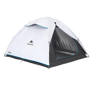 CAMPING TENT ARPENAZ - FRESH&BLACK - 3 PERSON - Decathlon New Zealand