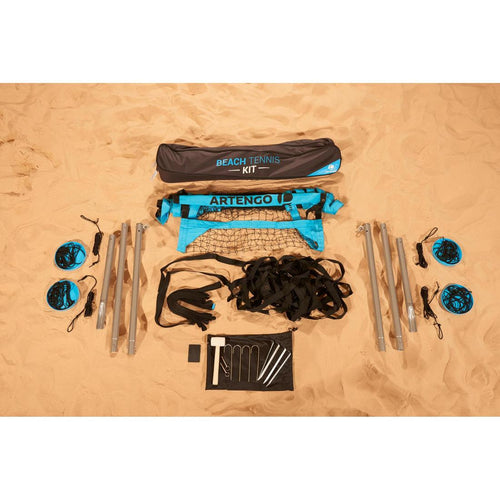 Beach Tennis Kit (Posts, Nets)