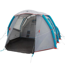 Load image into Gallery viewer, inflatable camping tent - Air Seconds 4.1 - 4 Person - 1 Room - Decathlon New Zealand