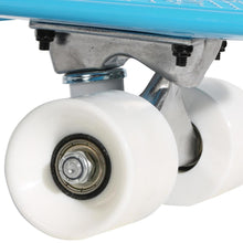 Load image into Gallery viewer, Kids' Mini Plastic Skateboard