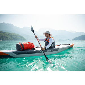 Strenfit X500 High-Pressure Dropstitch Inflatable 1-Seat Kayak - Decathlon New Zealand
