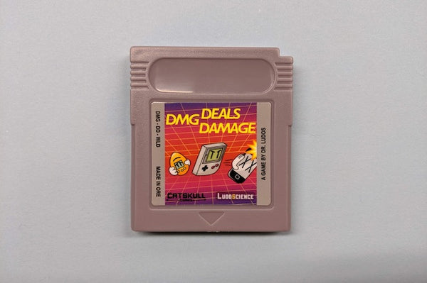 DMG Deals Damage