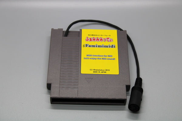 Famimimidi NES Version