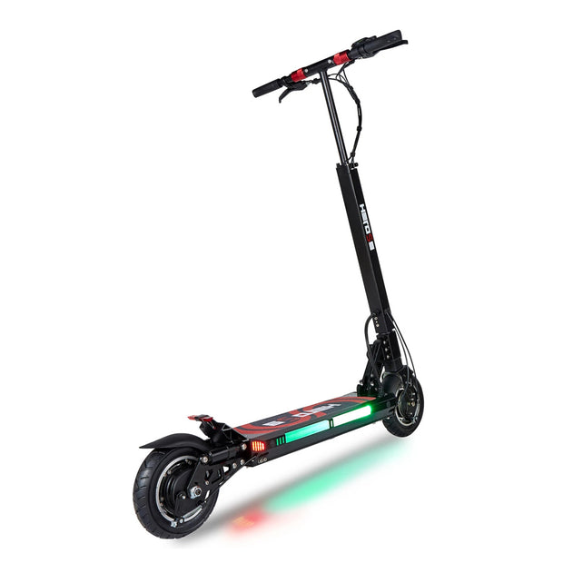 Hero S9 Electric Scooter | 600 Watts | 40-60 km Autonomy | - E-ozzie Electric Vehicles