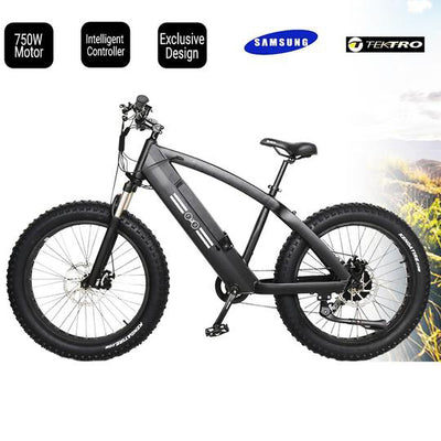 EO MODEL AMG Electric Fat Bike | High Power Mountain Bike | Ebike 750W Melbourne - E-ozzie Electric Vehicles