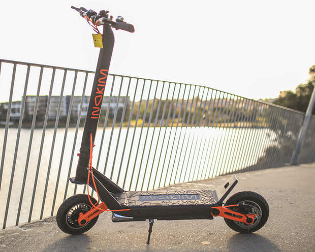 Inokim Electric Scooter | OX Super | 800-1300Watts | 100 km Autonomy - E-ozzie Electric Vehicles