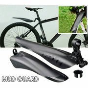 Cycling MTB Mudguard Mud Guard Mountain Bike Bicycle Fender Front Rear Tyre - E-ozzie Electric Vehicles