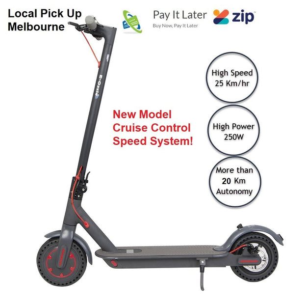 Electric Scooter | Cruise Control Speed | EOzzie S1 City - E-ozzie Electric Vehicles