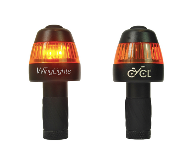 Wing Lights - E-ozzie Electric Vehicles