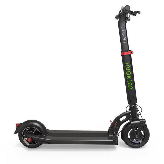 Inokim Super Light 2 Electric Scooter - Black - E-ozzie Electric Vehicles
