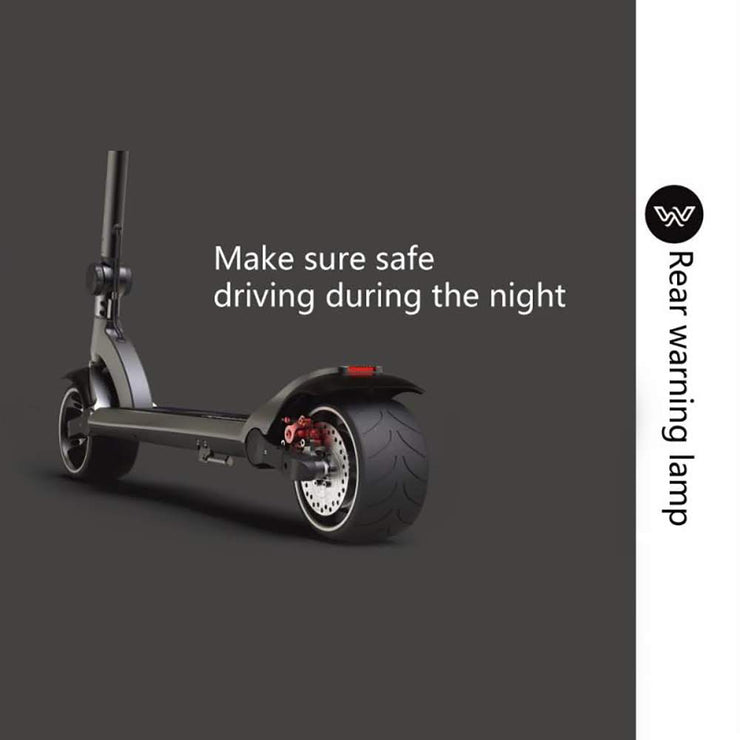 Electric Scooter Wide Wheel EOzzie W-Fat Tyre - E-ozzie Electric Vehicles