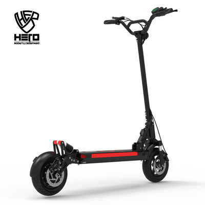 Hero S10 Electric Scooter - E-ozzie Electric Vehicles