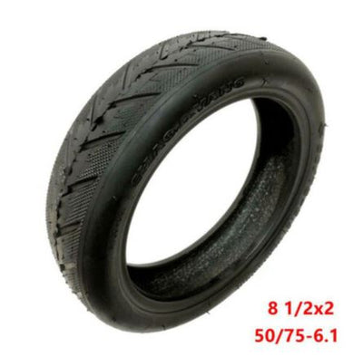 8.5 Inch Front/Rear Scooter Tyre Wheel TUBELESS or Vacumm  8 1/2X2 for Xiaomi M365 Electric Scooter - E-ozzie Electric Vehicles
