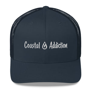 Coastal Addiction Trucker Cap