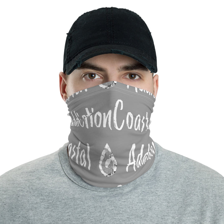 Coastal Addiction Logo Neck Gaiter