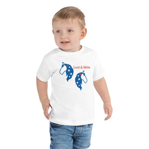 TODDLER CA PATRIOTIC PONY T-SHIRT