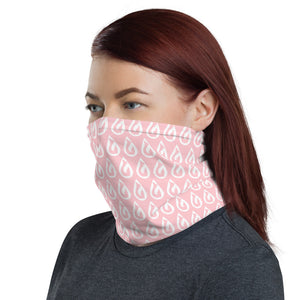 Ladies Waterdrop Neck Gaiter