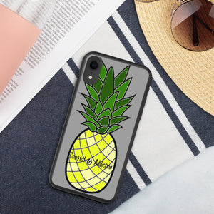 Pineapple Biodegradable phone case