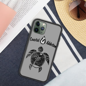 Tribal Turtle Biodegradable phone case