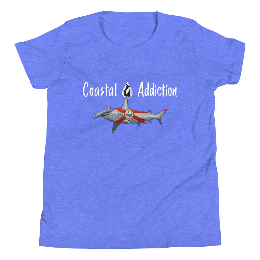 YOUTH COASTAL HAMMERHEAD T-SHIRT