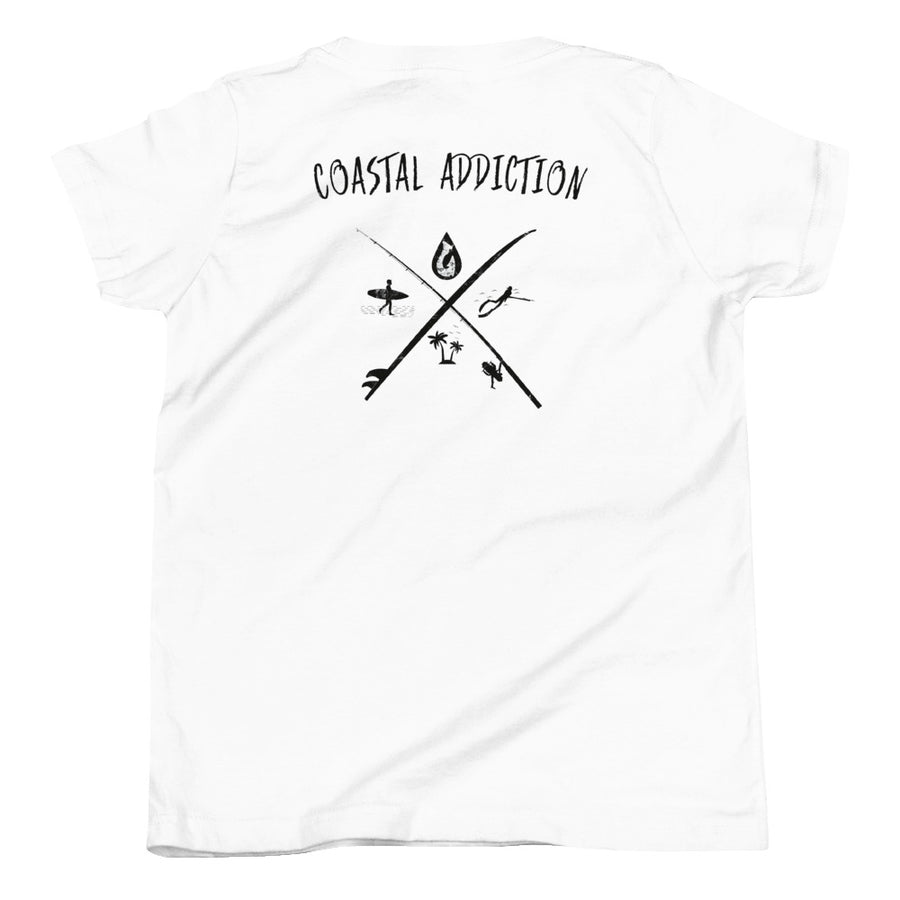 Youth CA X Surf Dive Fish T-Shirt