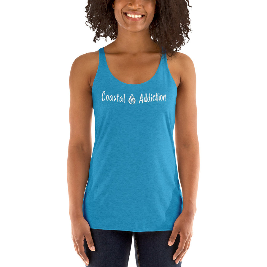 Coastal Addiction Logo Women's Tank