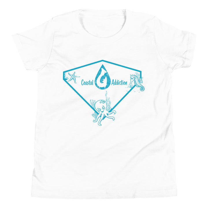 YOUTH DIAMOND T-SHIRT