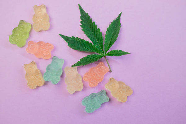 CBD Gummies Benefits