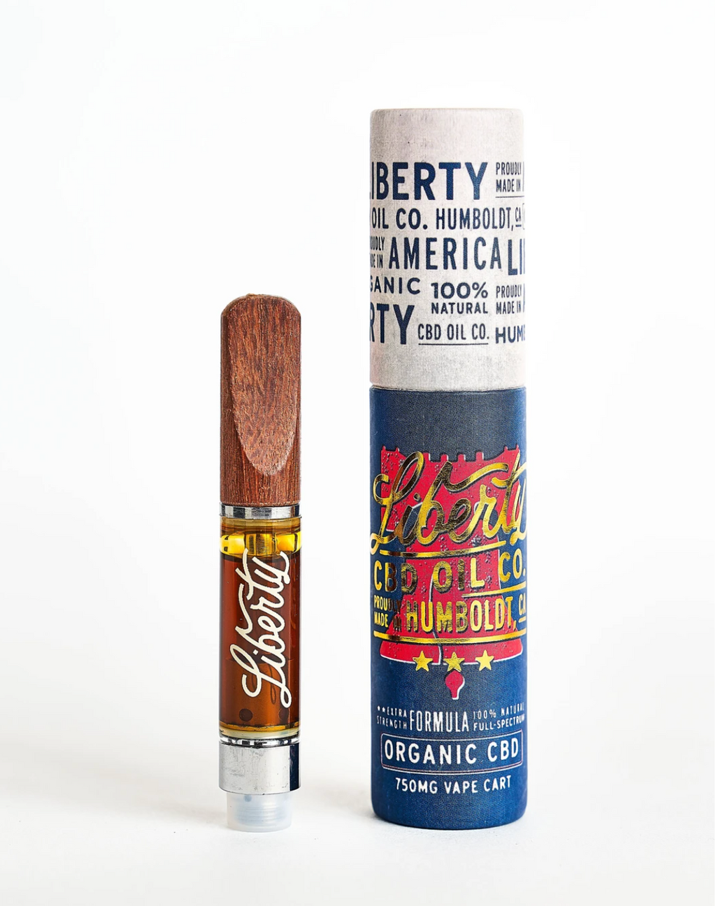 Gorilla Glue no. 4 - Liberty 750mg Full Spectrum CBD Vape Cartridge