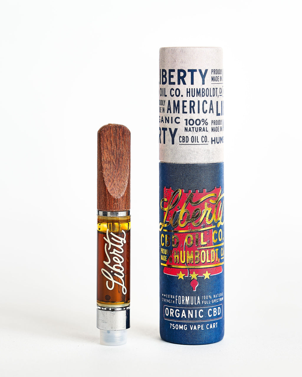 high-quality full-spectrum vape carts are made with a pure organic CBD distillate