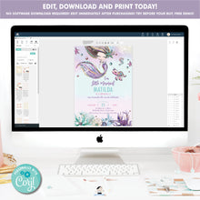 Load image into Gallery viewer, corjl-editable-template-digital-printable-file-invitation-decoration-favors-pdf-instant-download