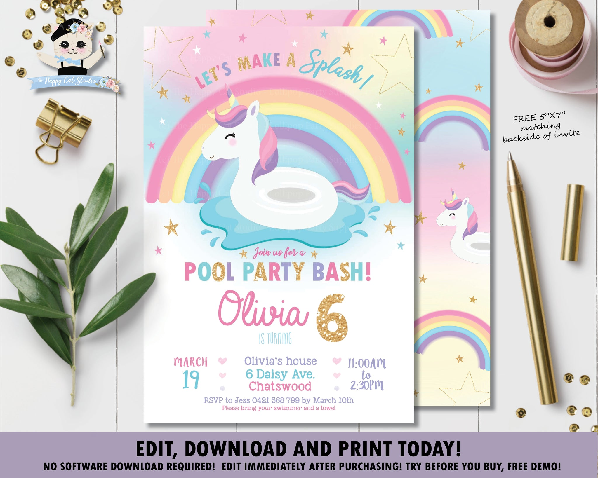 This is a graphic of Horse Birthday Invitations Free Printable with regard to pony