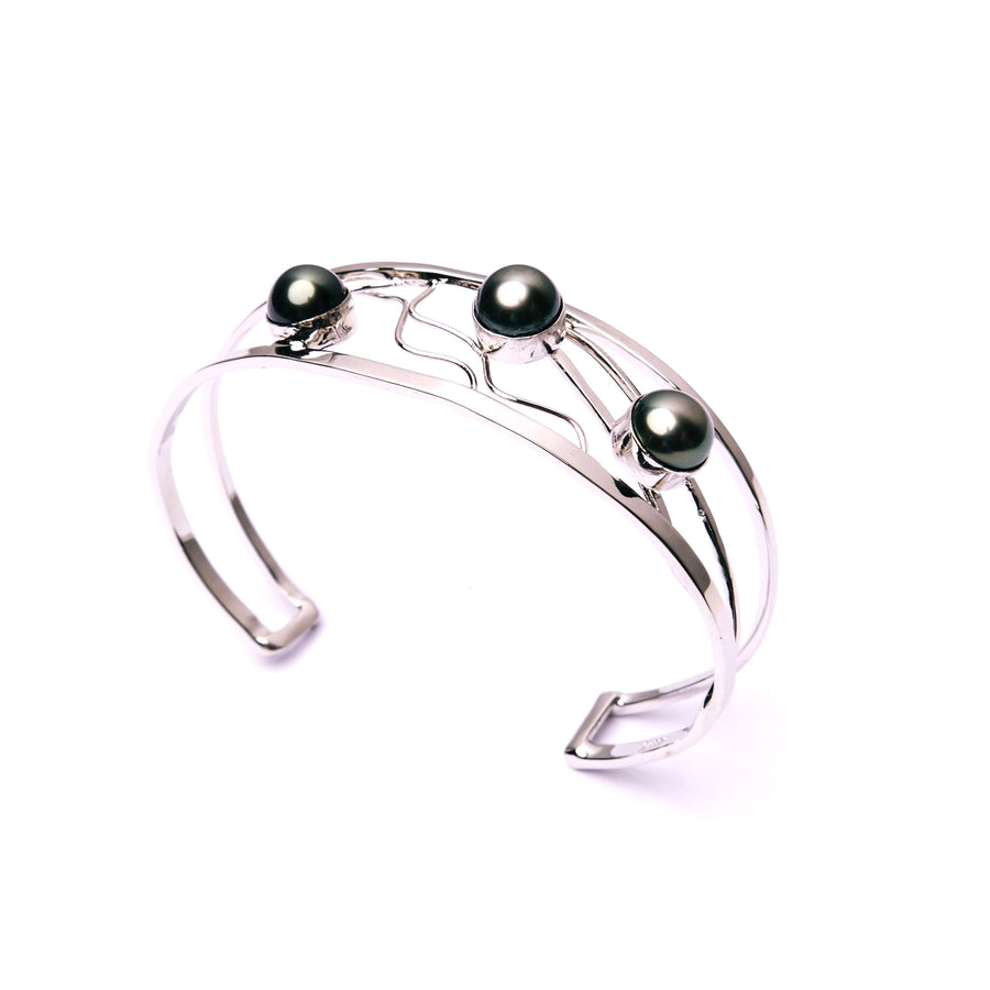 Tahitian Pearls Bangle