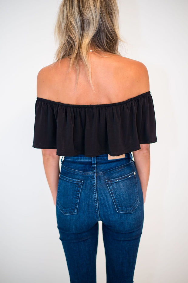 Ruffle It Up Bodysuit
