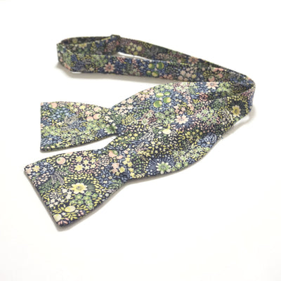 April Showers Bring May Flowers Bow Tie by Beau Ties | FINAL SALE