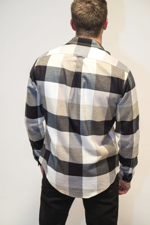 The Summit Button-Up by Raleigh Denim
