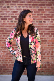 The Charleston Blazer by MARU Collections